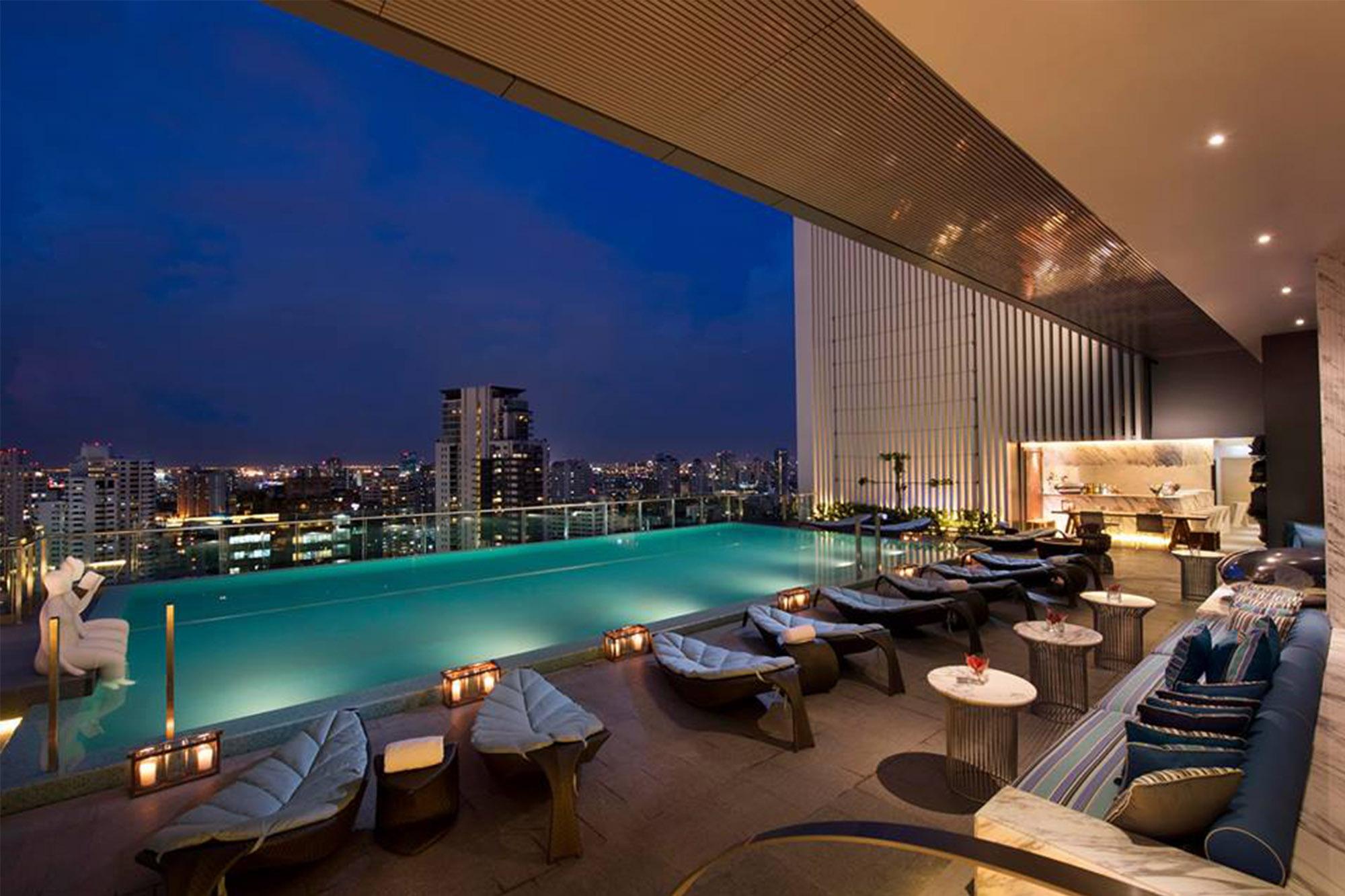 曼谷 希爾頓素坤逸酒店 Hilton Sukhumvit Bangkok