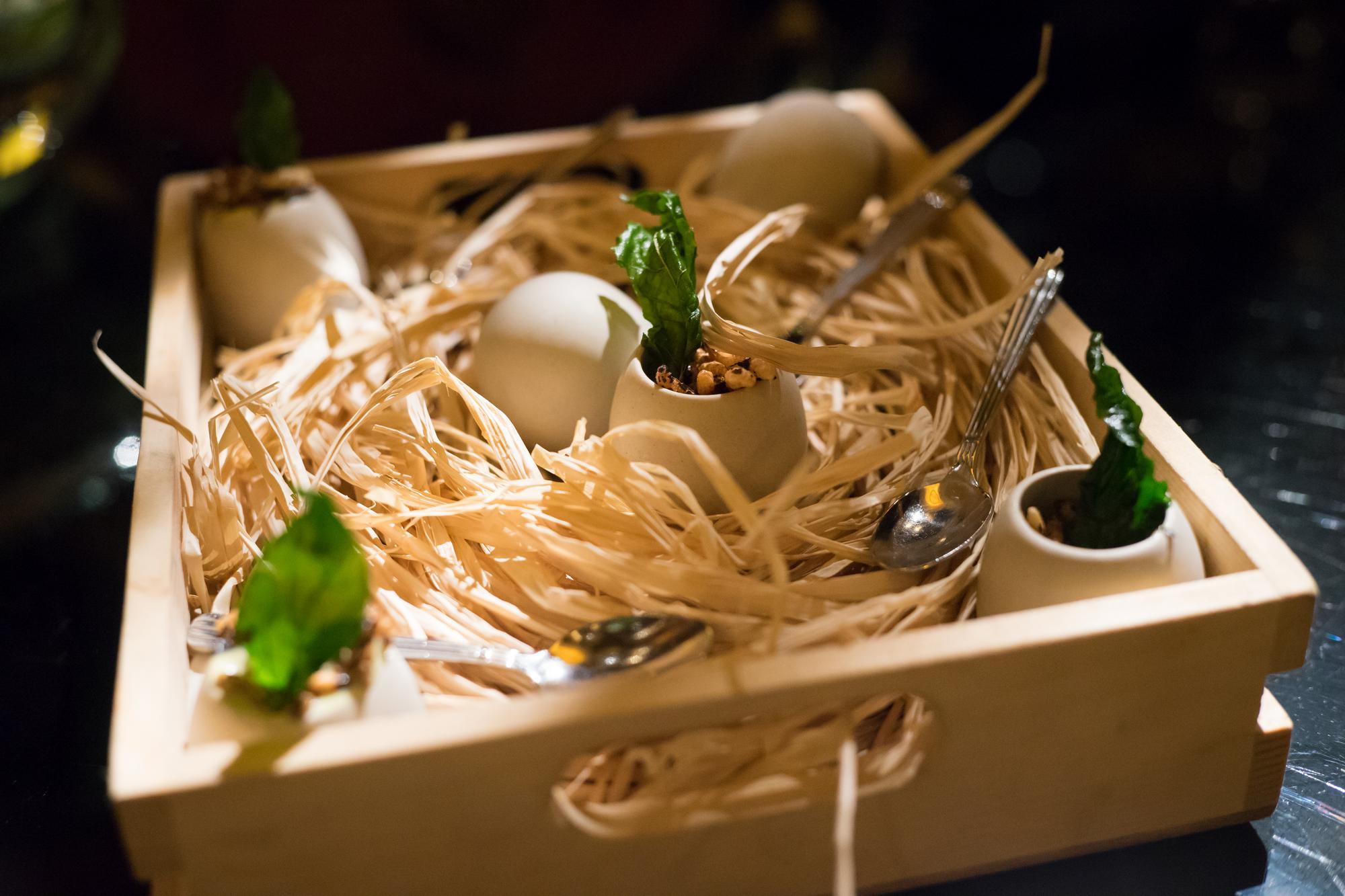 曼谷Sra Bua by Kiin Kiin 品嘗米其林等級的泰國分子料理