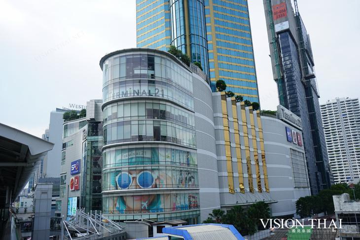 曼谷Terminal 21 Asok 购物中心