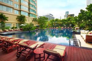 曼谷拉查丹利格蘭德中心點酒店 曼谷住宿 曼谷酒店 暹羅百麗宮