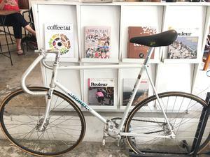 曼谷咖啡廳 曼谷下午茶 曼谷腳踏車 曼谷wifi