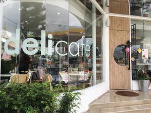 Deli Cafe Rama II 曼谷咖啡廳 曼谷咖啡 曼谷下午茶