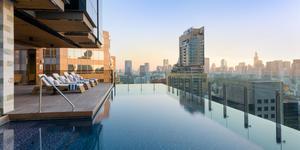 曼谷酒店 曼谷住宿 Hotel Indigo Bangkok Wireless Road 曼谷精品旅館
