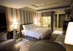 曼谷酒店 曼谷五星級飯店 曼谷希爾頓 DoubleTree by Hilton Sukhumvit Bangkok