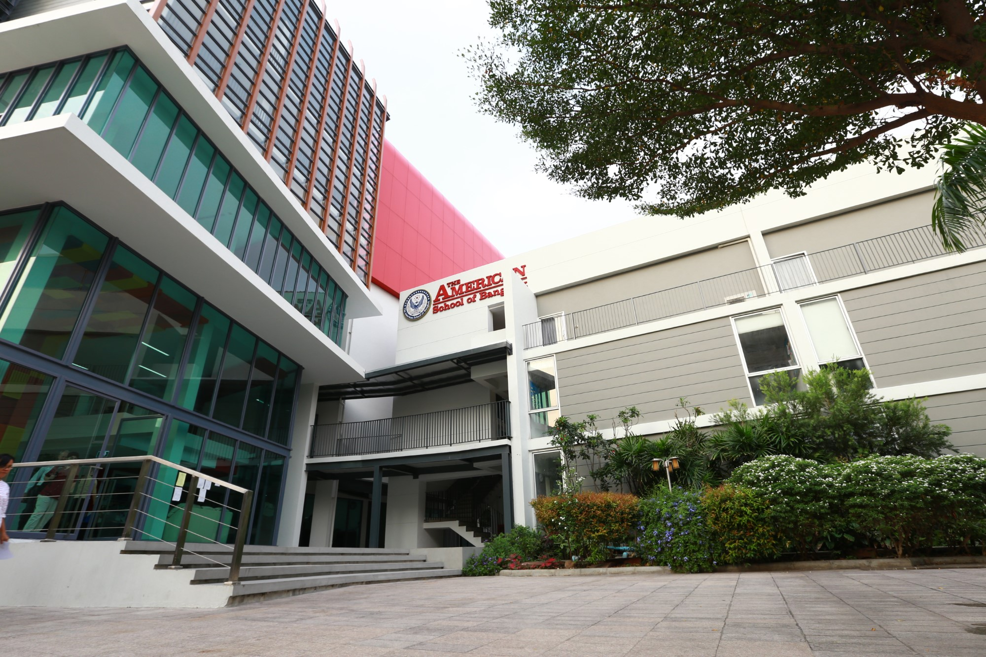 曼谷美国学校 ASB 素坤逸校区 Sukhumvit Campus 曼谷国学校 素坤逸校区