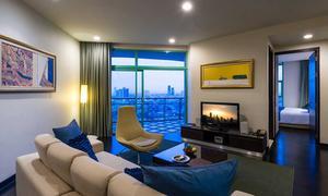 Chatrium Hotel Riverside Bangkok 察殿曼 u8c37河畔豪華酒店 曼谷5星酒店 河畔景觀酒店
