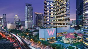 W酒店 5星級 歐洲古典 曼谷酒店