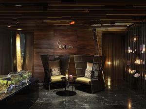 SO SOFITEL BANGKOK 索菲特特色酒店 曼谷酒店 曼谷高空酒吧