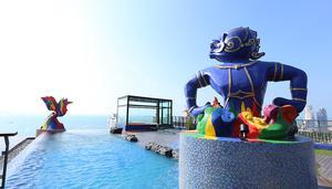 Siam@Siam Design Hotel Pattaya 芭堤雅酒店 芭達雅住宿