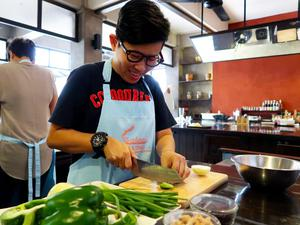 泰國廚藝學校 泰式料理 泰國菜 學做泰國菜
