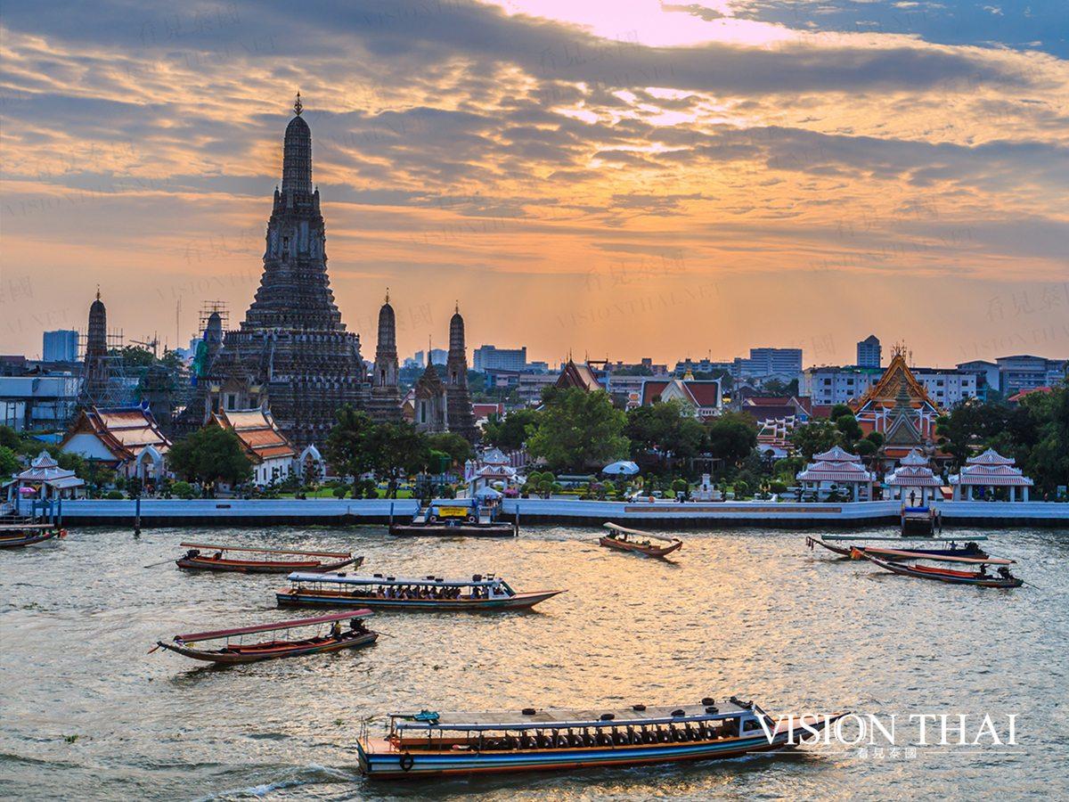 曼谷黎明寺Wat Arun