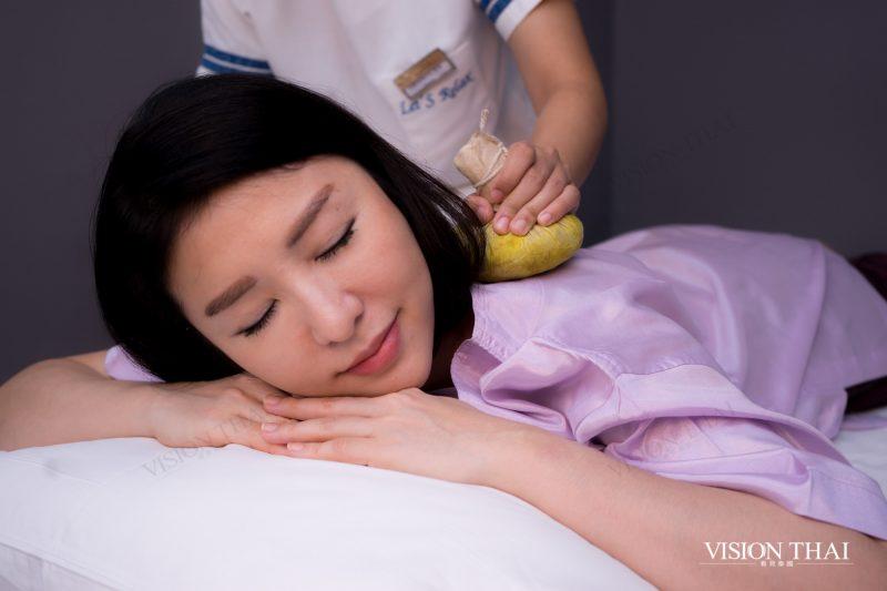 曼谷Let's Relax Spa Mandarin Hotel店 頂級酒店裡的高CP值Spa