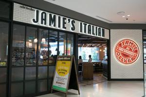 創新義式料理 型男主廚 Jamie Oliver 義大利麵