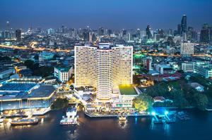 Royal Orchid Sheraton Hotel & Towers 河景套房 昭披耶河 會議中心