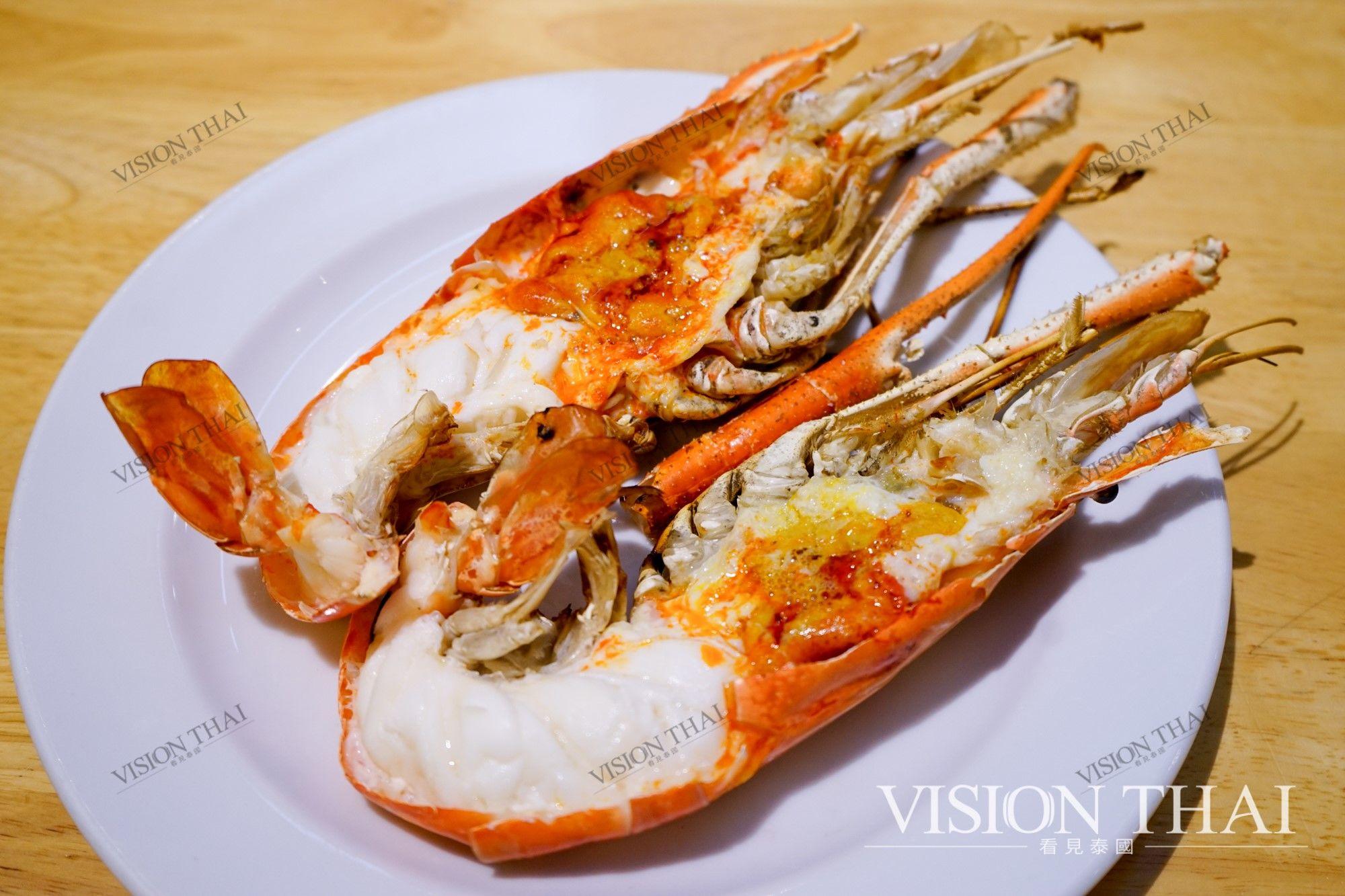 藍嘉隆海鮮酒家,以鮮美的海鮮讓許多老饕慕名而來。