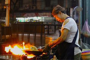 米其林餐廳 曼谷街頭小吃 2018 曼谷米其林指南 泰式海鮮料理