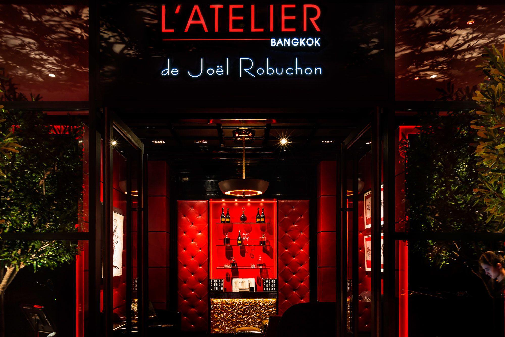 L'Atelier de Joël Robuchon 法式餐廳