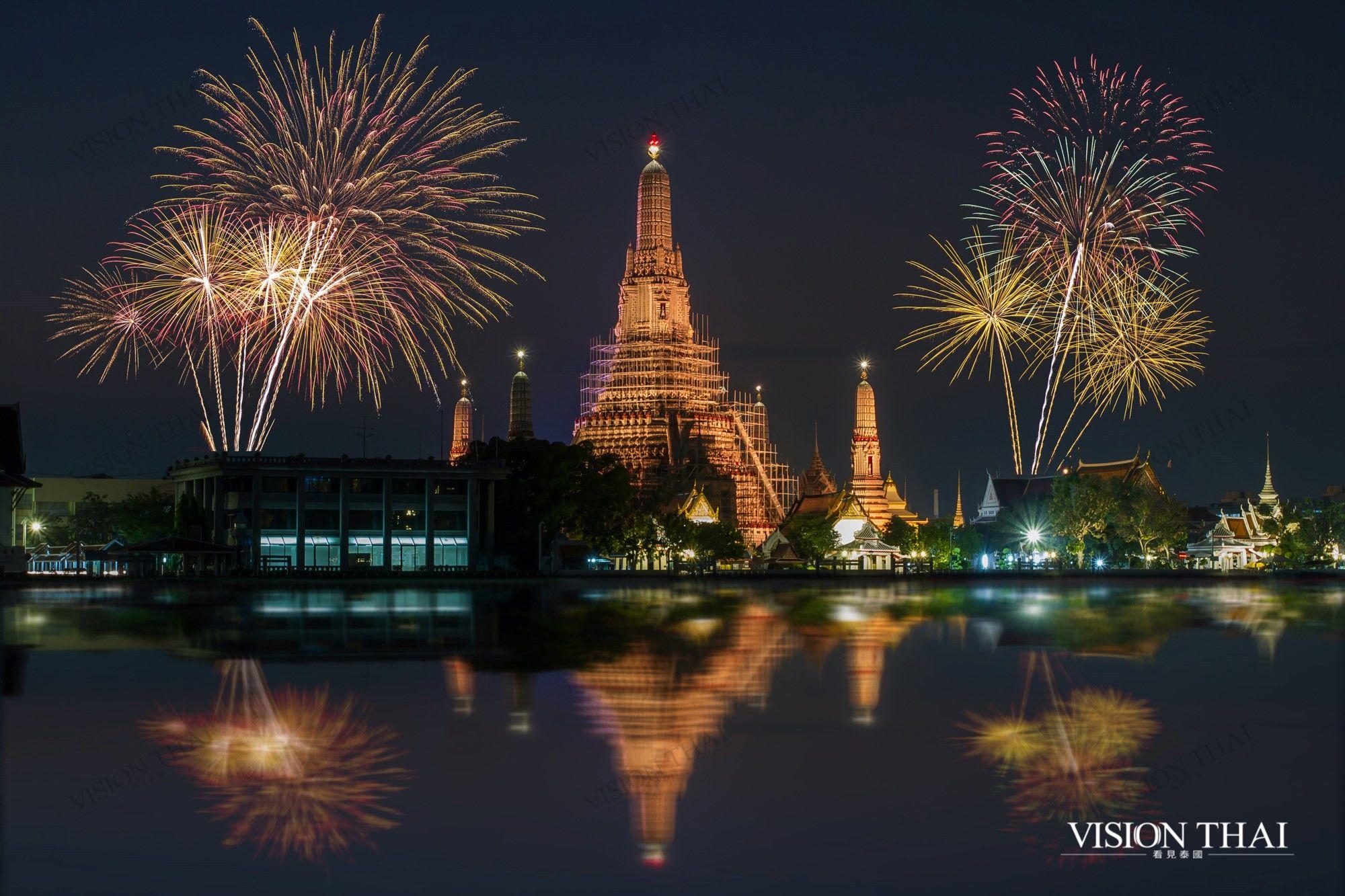 曼谷黎明寺Wat Arun 曼谷最唯美古老的佛寺 黎明、黃昏、夜晚各有迷人風采
