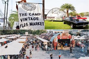 The Camp: Vintage Flea Market@Jatujak 營地市集 Jatujak 札都甲周末市