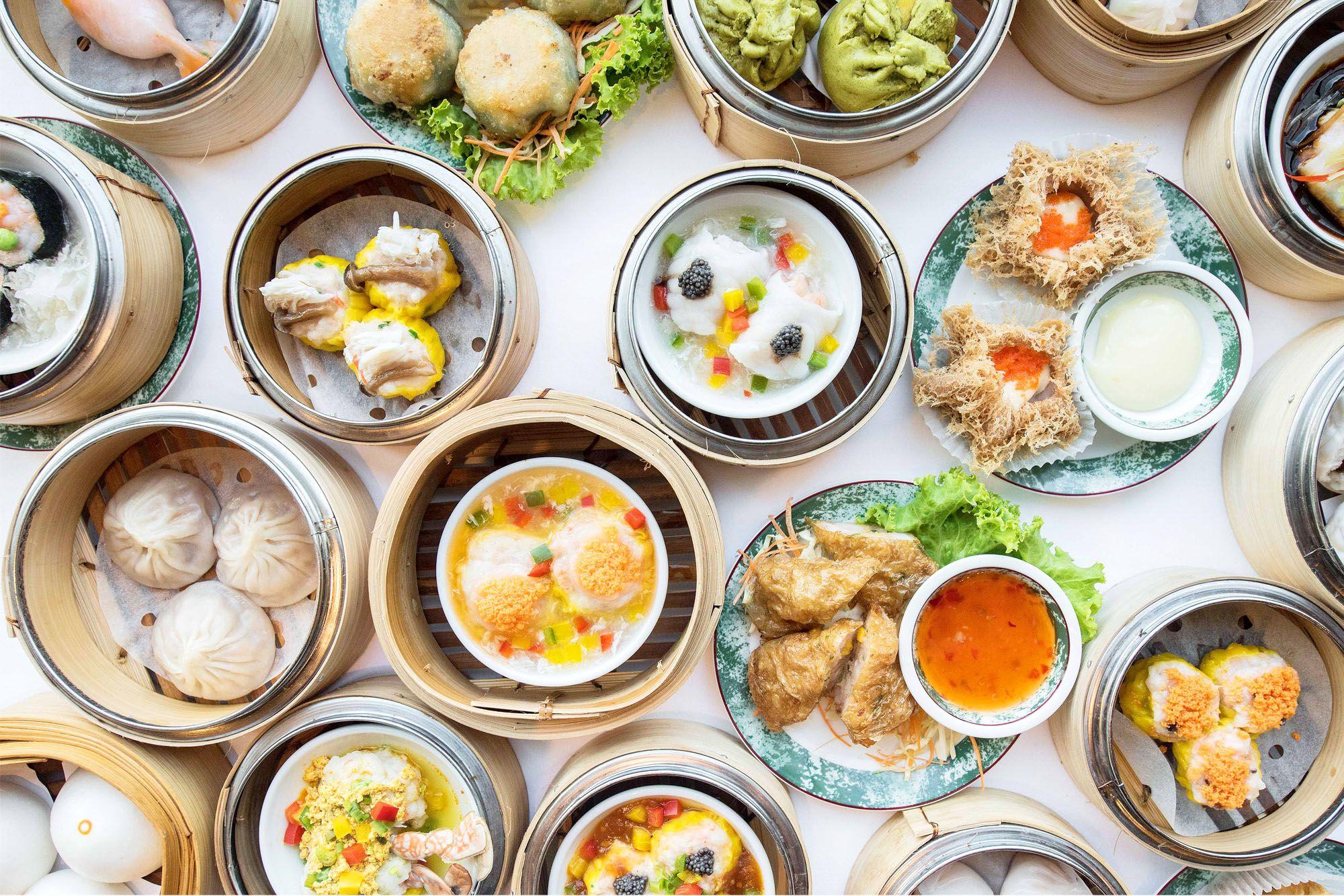 皇朝廣式餐廳 Dynasty Centara Grand at CentralWorld
