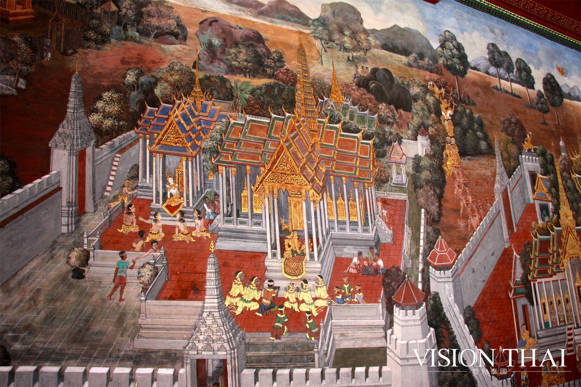 曼谷玉佛寺 Wat Phra Kaew 供奉至尊國寶玉佛 探索泰國佛寺的最高殿堂