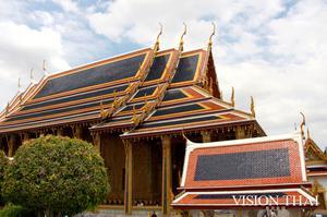 Wat Phra Kaew 曼谷景點 泰國寺廟 曼谷河岸景點