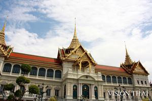 Grand Palace 曼谷 宮廷建築 大城皇宮 泰國皇室
