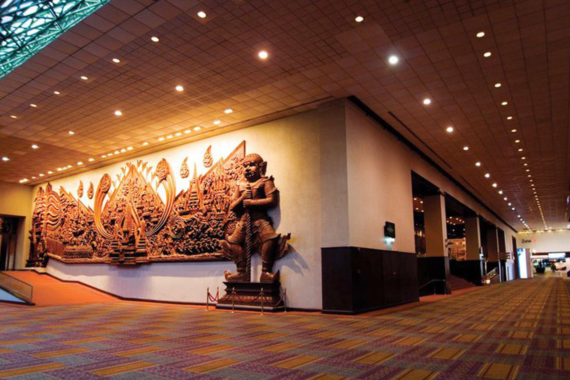 詩麗吉王后國家展覽中心 Queen Sirikit National Convention Center QSNCC 泰國 展覽中心