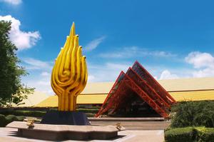 Queen Sirikit National Convention Center  QSNCC 泰國展覽 曼谷 展覽