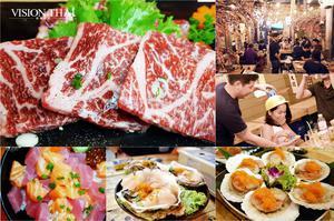 八九燒肉居酒屋 HACHI KYU 曼谷居酒屋 曼谷燒肉