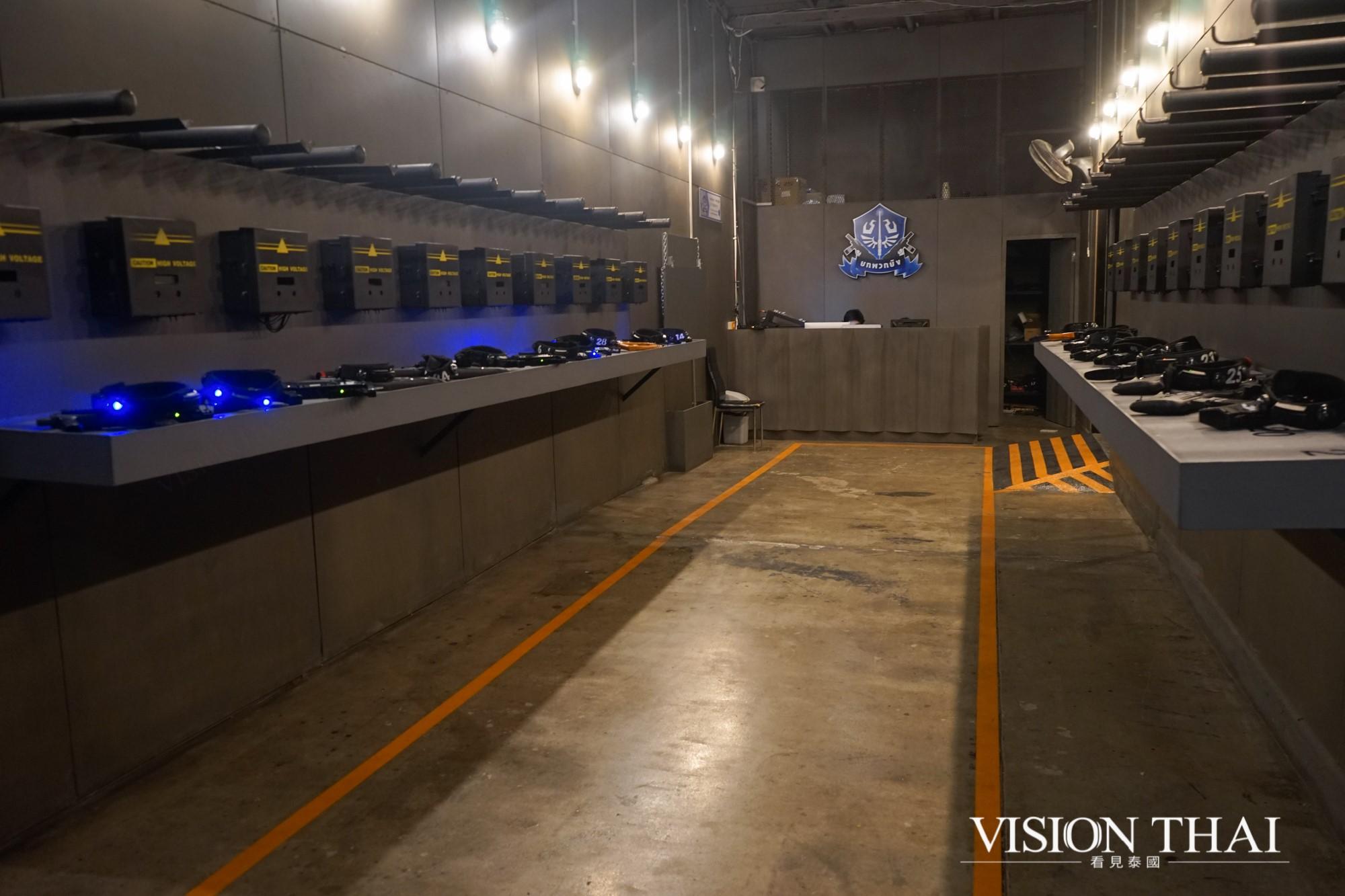優波營鐳射對戰射擊會館 Yok Pok Ying Laser Games 曼谷 鐳射槍戰 曼谷 鐳射槍 曼谷 Laser Games