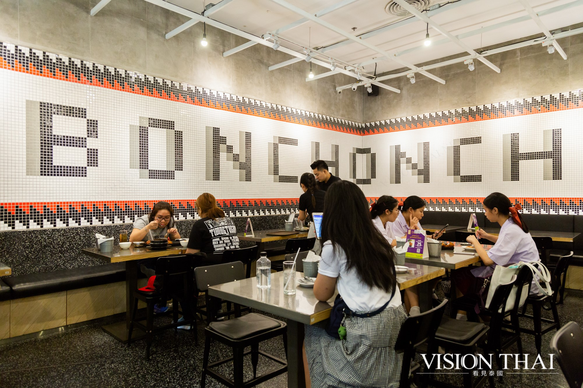 泰國本村炸雞 本村炸雞 BonChon BonChon Thailand 韓式炸雞