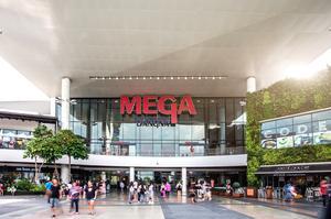 Megabangna 曼谷 Megabangna  东南亚最大 购物中心 泰国 购物中心
