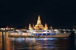 香格里拉號 曼谷遊船 香格里拉號遊船 曼谷 昭披耶河