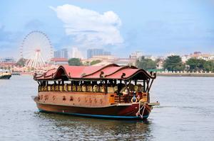 瑪奴拉號 曼谷遊船 昭披耶河 晚宴 曼谷 昭披耶河