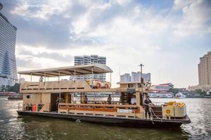 蘇帕尼加 曼谷遊船 遊船晚宴 曼谷 昭披耶河
