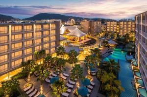 美爵普吉岛芭东大酒店(Grand Mercure Phuket Patong)