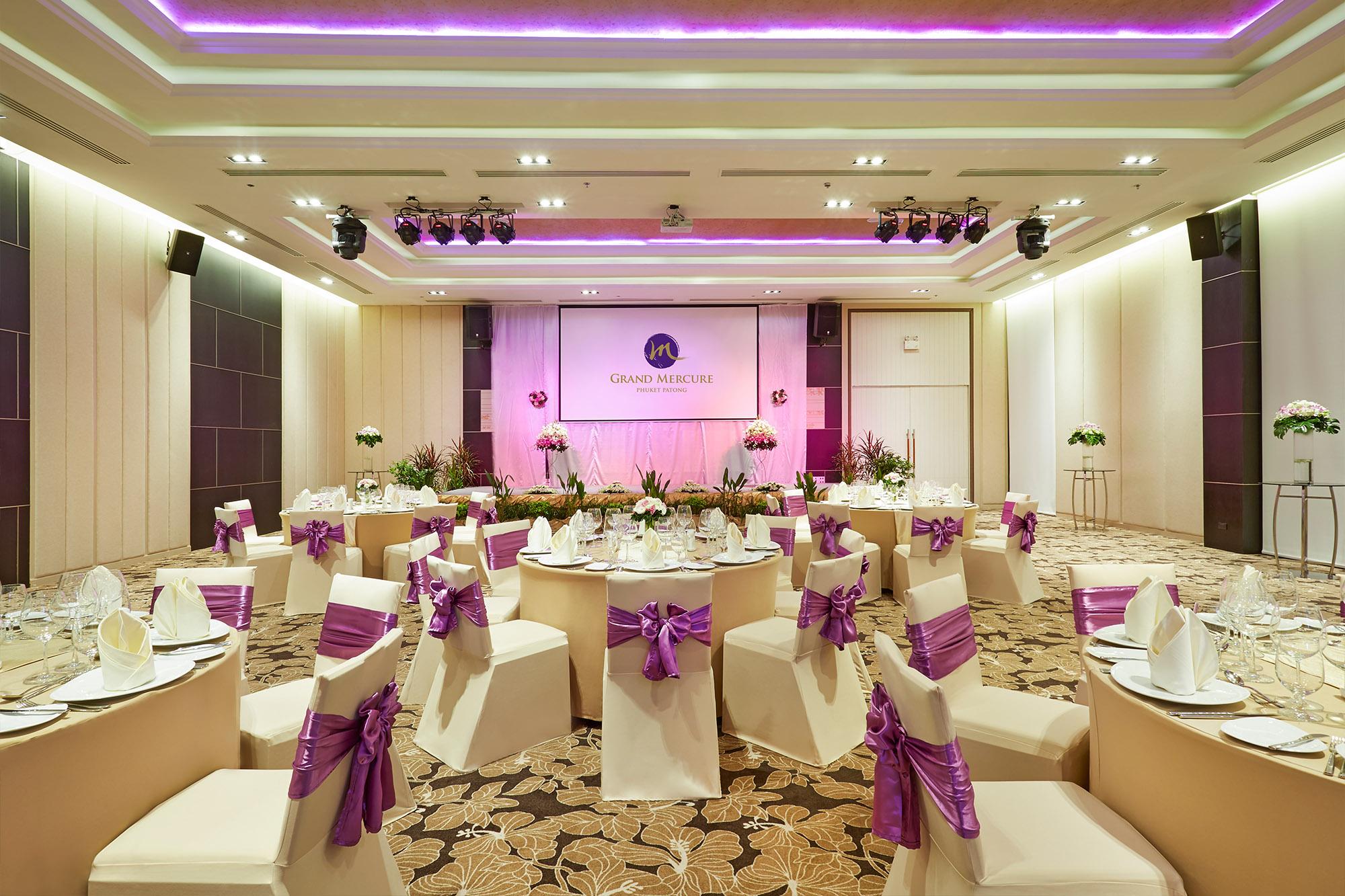 美爵普吉岛芭东大酒店 Grand Mercure Phuket Patong 普吉岛 美爵 芭东 5星酒店 普吉 美爵