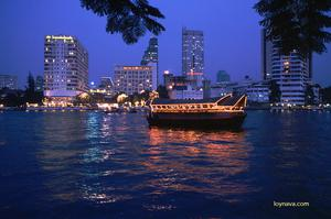 Loy Nava Dinner Cruise 曼谷遊船 昭披耶河 晚餐 曼谷 昭披耶河