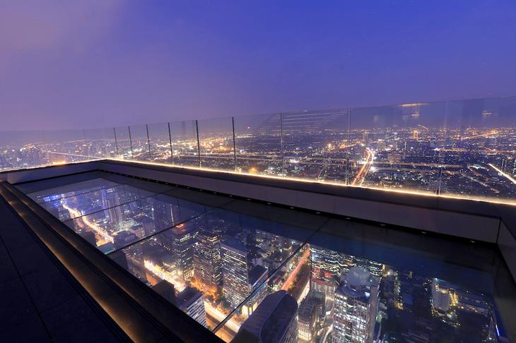 曼谷大京都大厦高空走廊