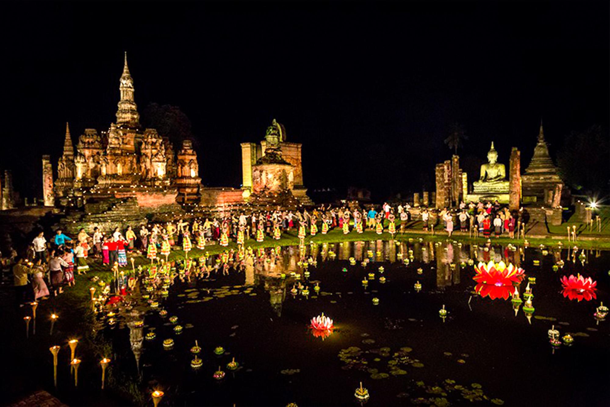素可泰歷史公園 Sukhothai Historical Park 素可泰 遺址 泰國 世界文化遺產 素可泰 歷史公園