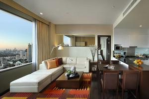Marriott Executive Apartments Sukhumvit Park 曼谷市區 五星酒店 萬豪行政公寓酒店 Phrom Phong 酒店