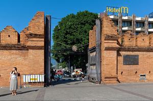 Tha Pae Gate Tha Phae 清邁舊城 塔佩 門