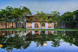 安娜塔拉渡假饭店(Anantara Chiang Mai Resort)