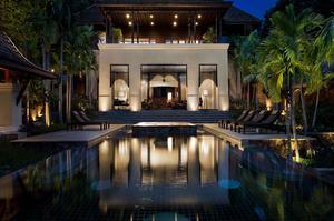清迈四季度假酒店(Four Seasons Resort Chiang Mai)