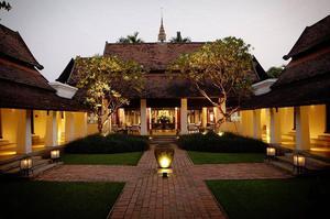清迈乐茶曼哈酒店(Rachamankha Hotel Chiang Mai)