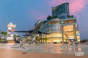 芭達雅Terminal 21購物中心