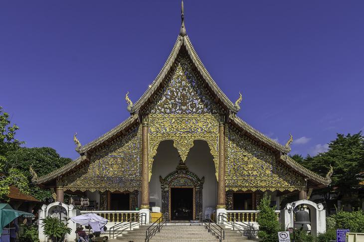清邁清曼寺