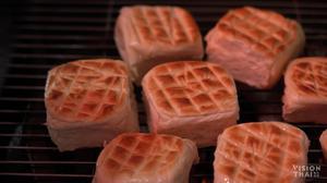 曼谷Pungded泰式炭烤麵包