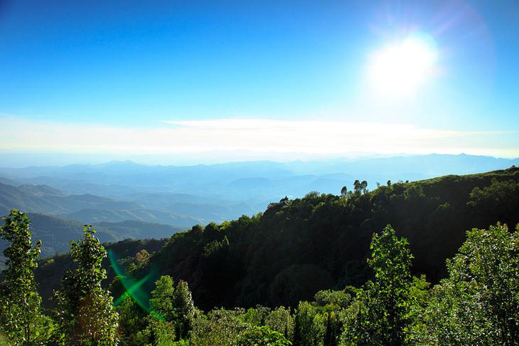 清邁茵他儂山國家公園